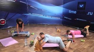 СИЛОВЫЕ ТРЕНИРОВКИ для женщин и мужчин (анонс видео урок 4)