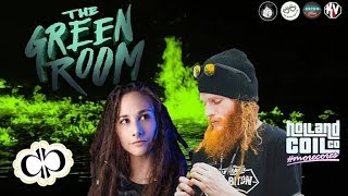 The Green Room |  The Return Of Urby and Mr. MoreCores!!!!