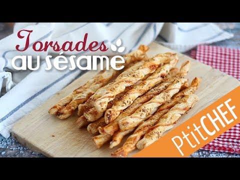 recette-de-torsades-aux-graines-de-sésame-et-sauce-tomate---ptitchef.com