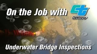 Caltrans Hq-on The Job With Caltrans-underwater Bridge Inspections