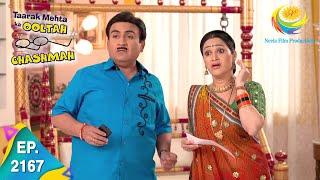 Download Taarak Mehta Ka Ooltah Chashmah - Episode 2167 - Full Episode