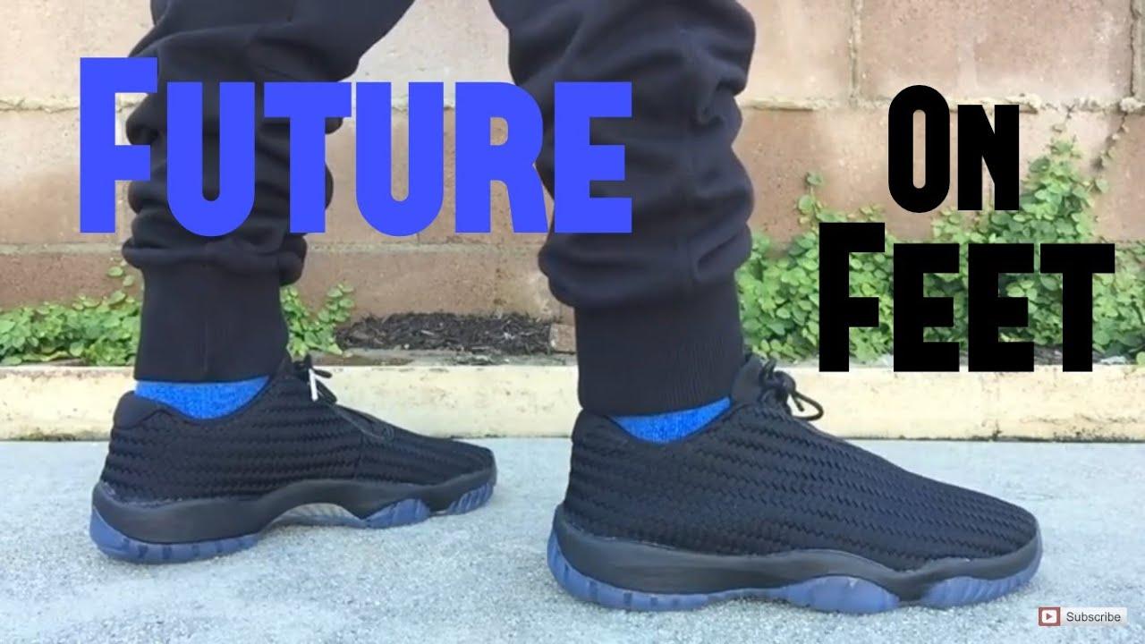 49125186007 Jordan Future Low