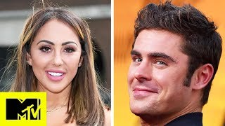 Sophie Kasaei Talks About Her Alopecia And Zac Efron On His 'Best Kiss Ever' | MTV News