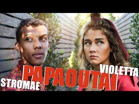 Violetta - Papaoutai - Stromae ( Cover Виолетта)
