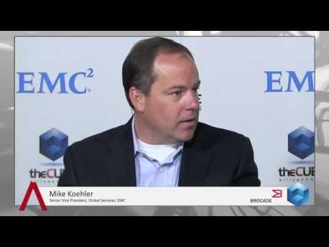 Mike Koehler - EMC World 2013 - theCUBE - #EMCWorld
