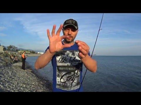 rockfish Сочи 2016 рассказ о ловле ставриды на микроджиг ч 1 Игорь Зинковский