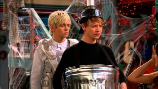 Horror Stories & Halloween Scares - Episode Clip - Austin & Ally - Disney Channel Official
