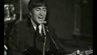 the beatles - she loves you (live stockholm 1963)