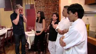 Kitchen Nightmares US S06E01 - La Galleria 33 Part 1/2