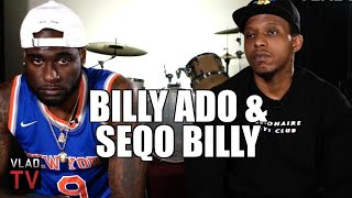 Billy Ado & Seqo Billy on Tekashi Mentioning Both of Them in Court (Part 16)