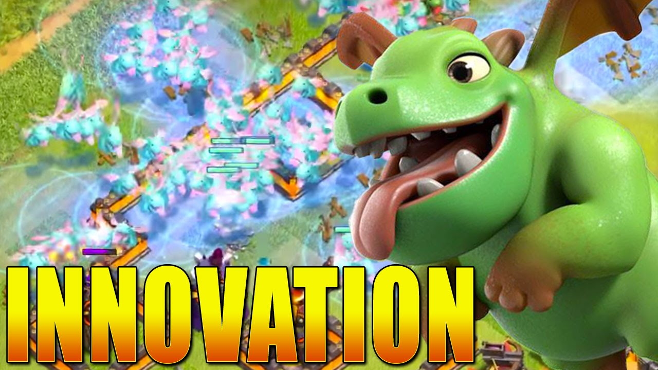 Clash Of Clans Une COMPO pour PERFECT au BABY DRAGON !