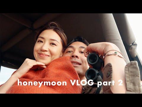 The Great Migration - Honeymoon VLOG part 2   Kryz and Slater