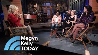 connectYoutube - Ladies Of 'Saturday Night Live' Talk About The Show's New Season | Megyn Kelly TODAY