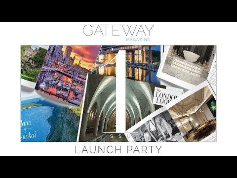 Golden Gate Sotheby's International Realty Launches GATEWAY Magazine