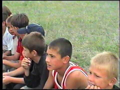 """Футбол """"Слава""""-""""Меркурий"""" 09.07.2004 Нерчинск"""