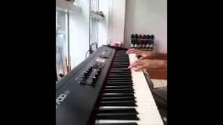 Mojacko (Indonesia) - Seandainya Sahabatku Dari Luar Angkasa (Piano Jazz Cover)