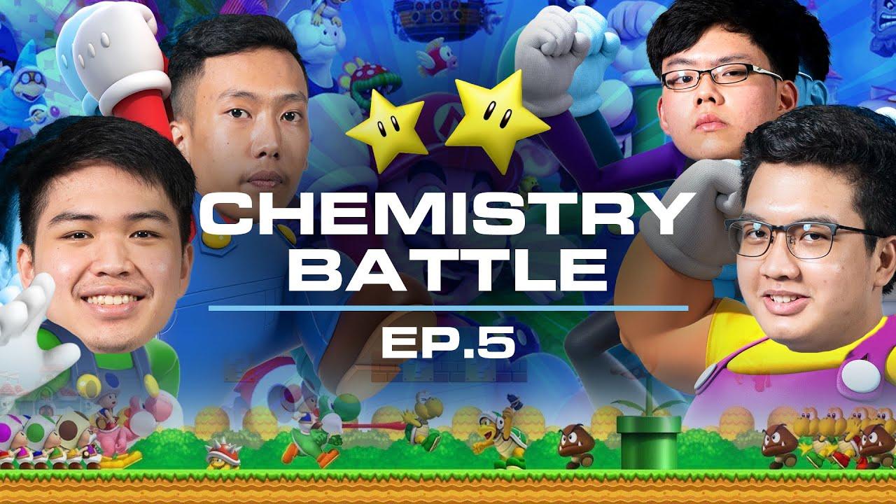 Download CHEMISTRY BATTLE EP.5 : EVOS LEGENDS VS EVOS AOV