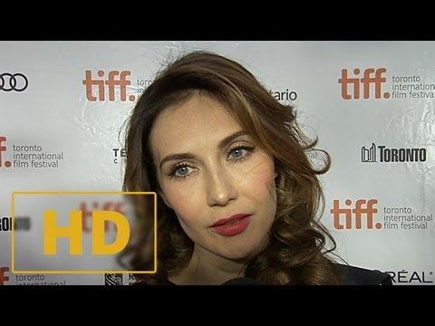 The Fifth Estate Premiere - Carice van Houten Interview HD (2013)