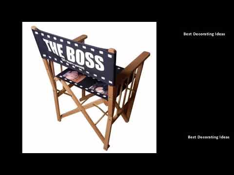 Customized Directors Chair Sunbrella Cushions Chairs Custom Equestrian Best Design Picture Ideas For