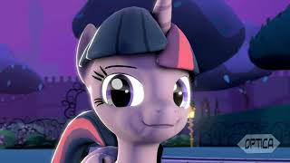 Princess twilight sparkle is vore optica by optica