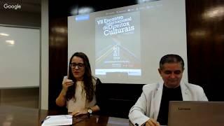 VII ENCONTRO INTERNACIONAL DE DIREITOS CULTURAIS - 03/10/2018