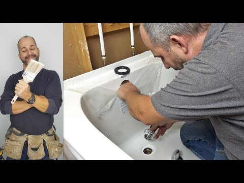 How to Install a Bath Tub