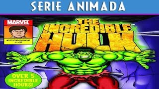 The Incredible Hulk 1982 -- AUDIO LATINO - Capítulos del 01-20 (Descarga-Download