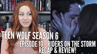 """Download Video Teen Wolf Season 6 Episode 10 """"Riders on the Storm"""" Recap & Review MP3 3GP MP4"""