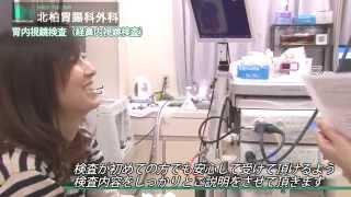 内視鏡検査 北柏胃腸科外科 柏