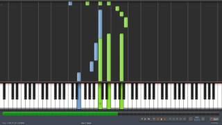 Toshiro Masuda - Hokage Funeral Piano Tutorial