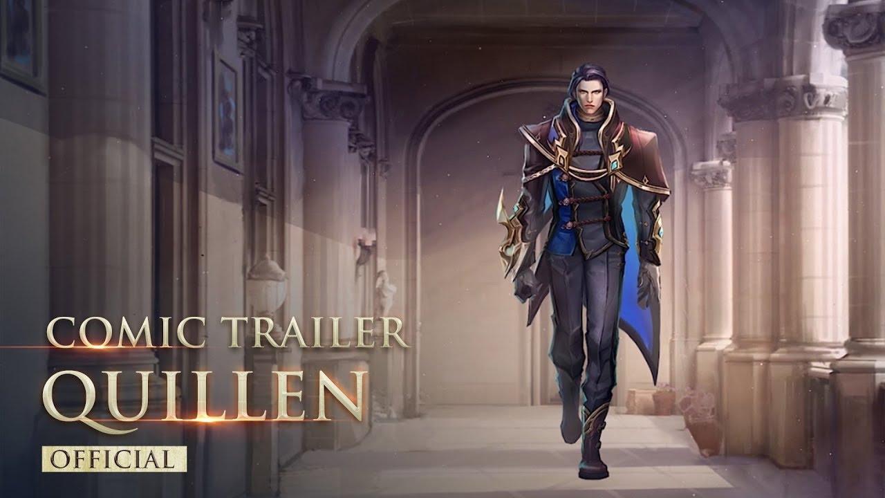 [Cốt truyện]  Quillen – Chính khách bí ẩn – Garena Liên Quân Mobile