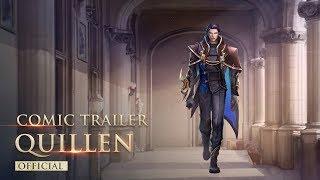 [Cốt truyện]  Quillen - Chính khách bí ẩn - Garena Liên Quân Mobile