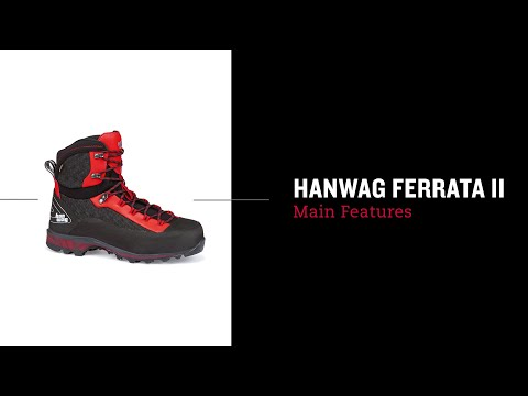 HANWAG Ferrata II - Your Rock Partner