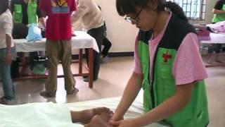 뉴질랜드 한의대 캄보디아 의료선교동영상