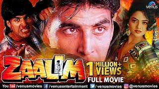 Zaalim Full Hindi Movie | Hindi Movies | Akshay Kumar Movies | Madhoo | Bollywood Movies