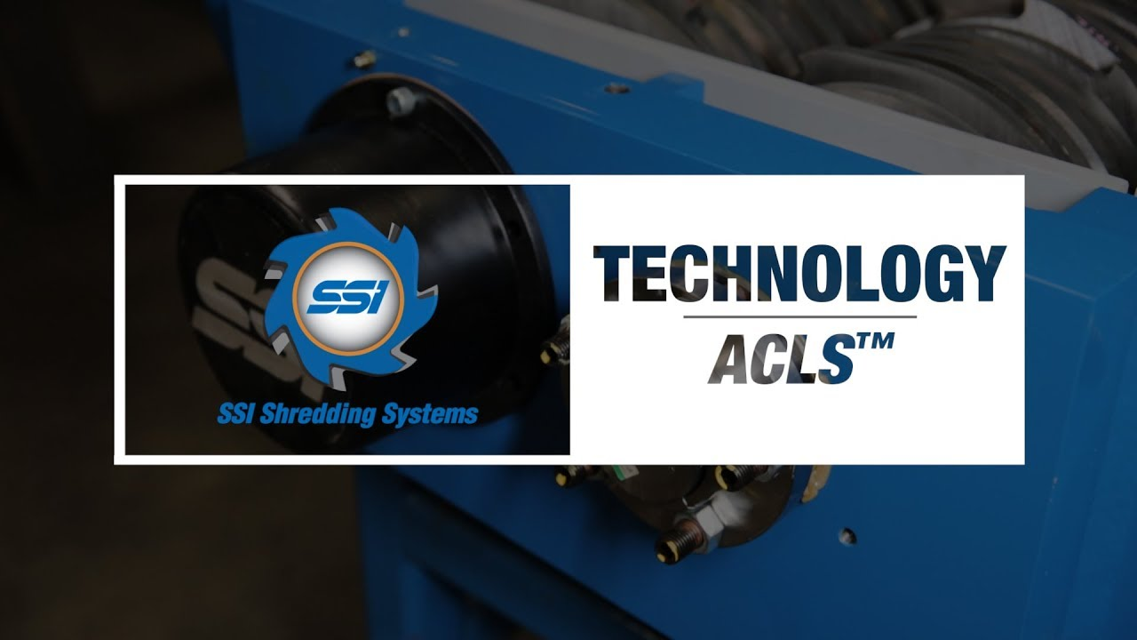 SSI Technology - ACLS™ - Advanced Cutter Locking System