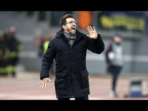 Roma nearly had best game of lives to beat Shakhtar - Di Francesco
