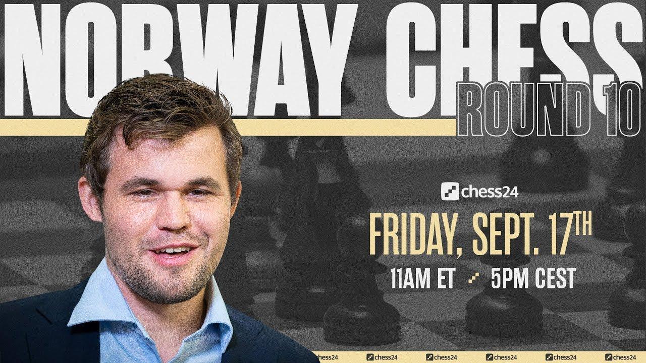 Download NORWAY CHESS   Ronda 10   Nepomniachtchi vs Carlsen - Firouzja vs Rapport - Karjakin vs Tari