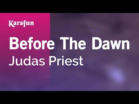 Karaoke Before The Dawn - Judas Priest *