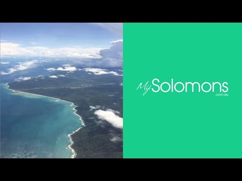 My Holiday Centre Team visits the Solomon Islands - My Solomon Islands