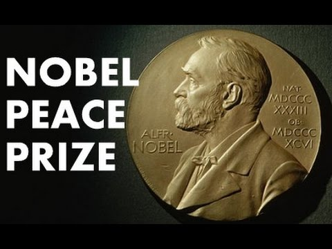 Nobel Peace Prize Project - YouTube