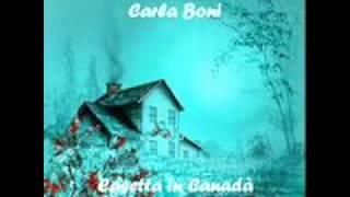 Carla Boni - Casetta in Canadà