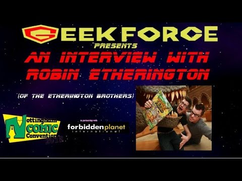 Robin Etherington Interview