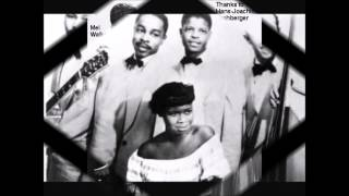 JOHNNY OTIS ORCH. WITH LITTLE ESTHER AND MEL WALKER - FAR AWAY BLUES (XMAS BLUES) - SAVOY 764 - 1950