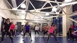 Латина танце. Кардио нагрузка. Танцы для похудения.