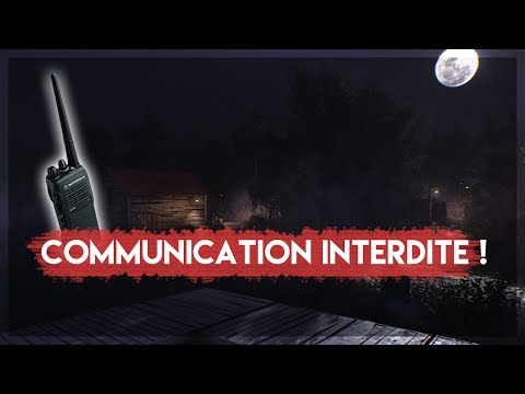 COMMUNICATION INTERDITE !  - Friday the 13th the game