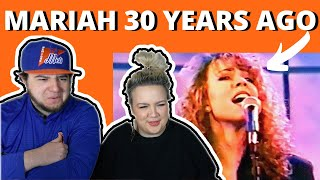 Mariah Carey - Vision of Love on Good Morning America 1990 | COUPLE REACTION VIDEO