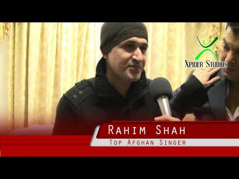 Rahim Shah Interview live In Germany Part1