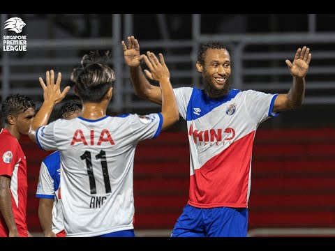 2019 AIA Singapore Premier League: Warriors FC Vs Young Lions