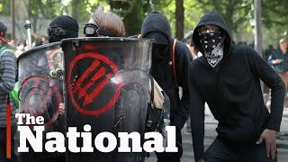Antifa and the rise of far-left activism in the era of Trump
